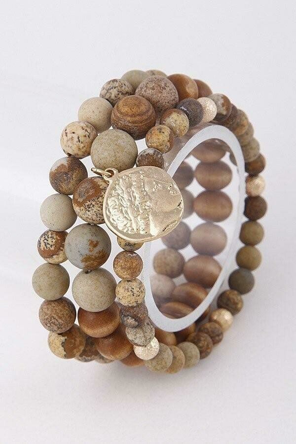 Western Coined Stackable