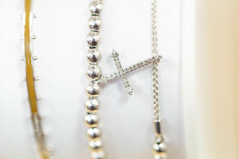 Be Blessed Diamond Bracelet
