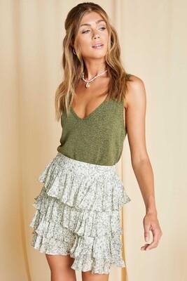 Rossy Mini Skirt