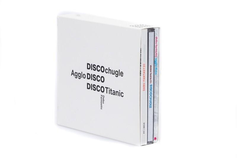 3CD «Disco Trilogie» (limitiert, signiert)