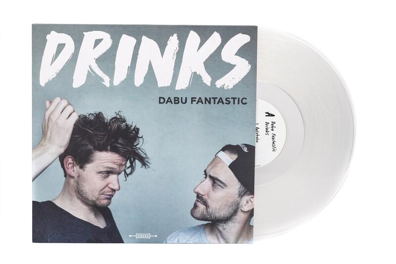 Vinyl «Drinks» (signiert)