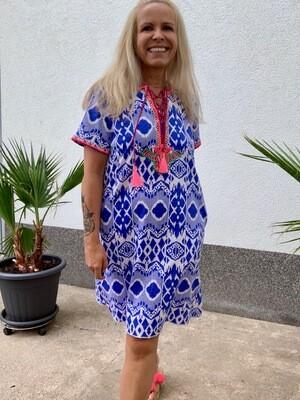 Minikleid Aztec