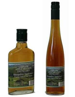 Shropshire Applejack Apple Brandy (Fruit Spirit)