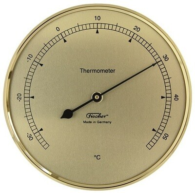 Thermometer Messing 117