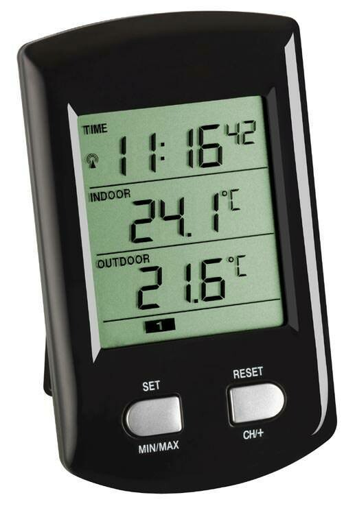 Funk-Thermometer RATIO