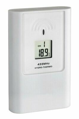 Temperatursender für Wetterstation Casa