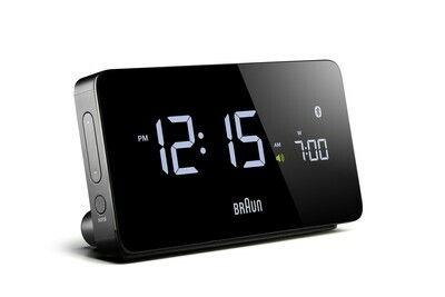 Digitaluhr mit Bluetooth