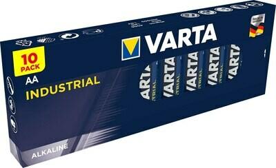 VARTA Industrial AA - 10 Stk.