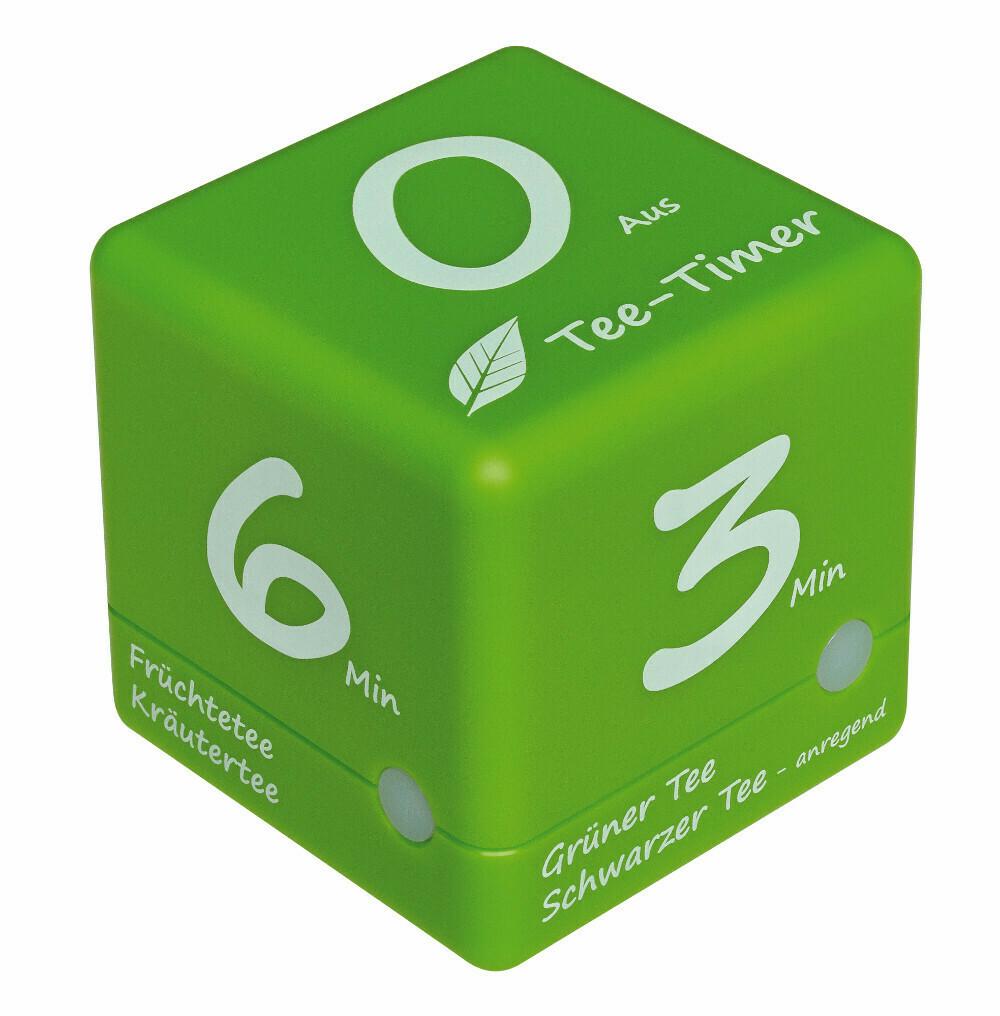 Würfel-Timer Cube TEA TIMER