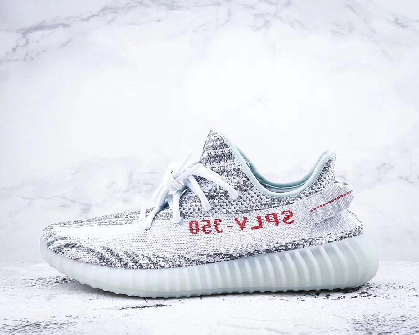 "Yeezy 350 Boost V2 ""Blue Tint"" Runner Shoes"