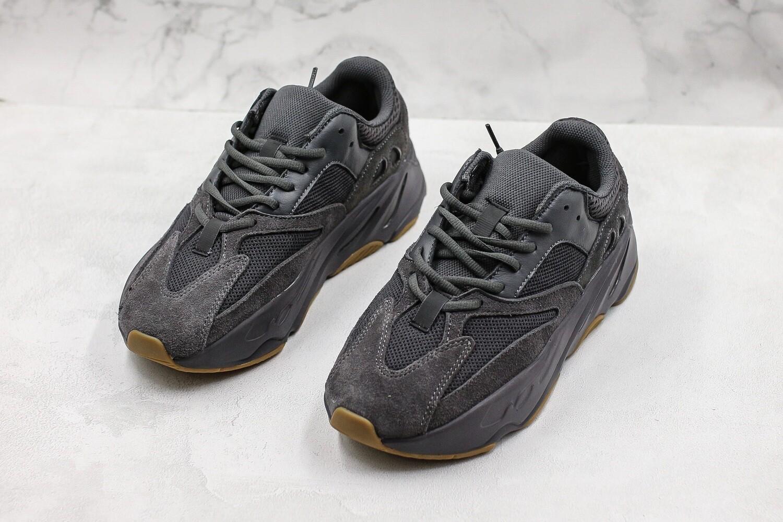 Yeezy 700 Utility Black Runner Sneakers