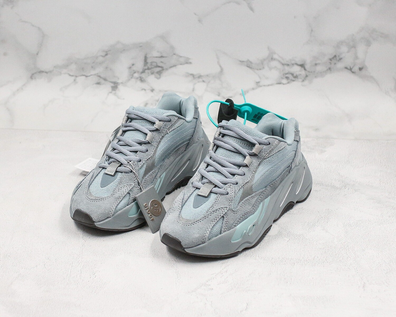 "Yeezy 700 "" Hospital Blue""  Runner Sneakers"