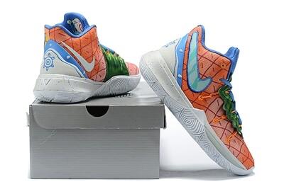 Spongebob X Nike Kyrie 5 Pineapple House Basketball Shoes