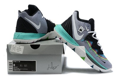 Spongebob Squarepants X KYRIE 5 'Graffiti betrayer' Basketball Shoes