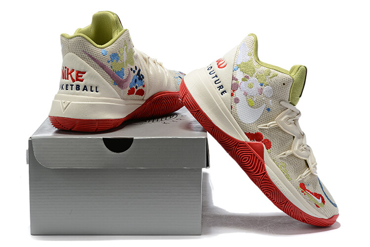 "Spongebob Squarepants X Kyrie 5 ""Bandulu""  Basketball Shoes"