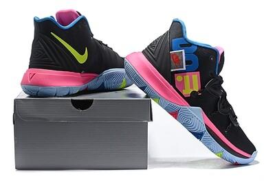 Kyrie 5 Black  Basketball Shoes