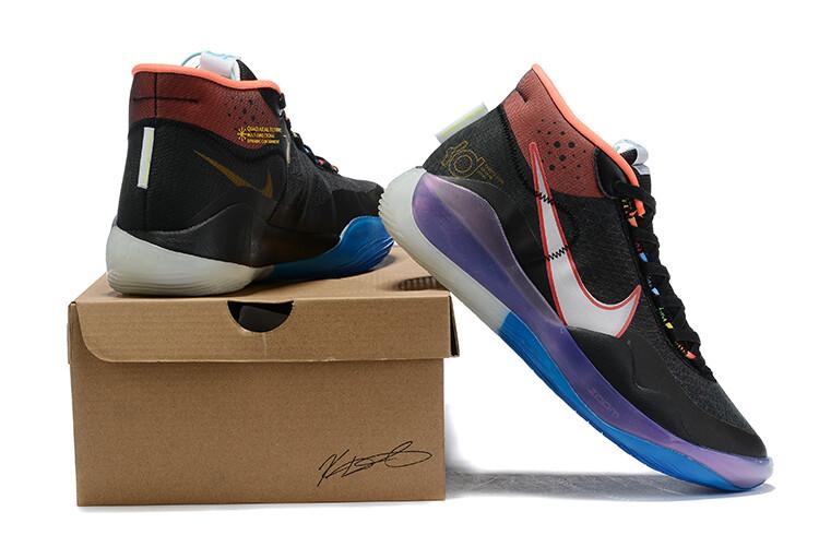Zoom Kd 12  Black signature Basketball Shoes
