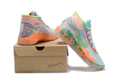 Zoom Kd12  Eybl Anniversary Sports signature Basketball Shoes  USA Elite
