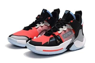 Men's  Jordan 'Why Not?' Zer0.2 SE PF Basketball Shoe Core Orange