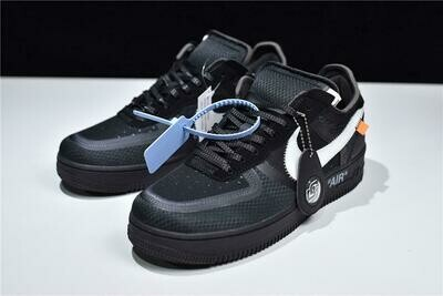 Men's/Women's Air Force 1 Low ' Off-White' Shoes
