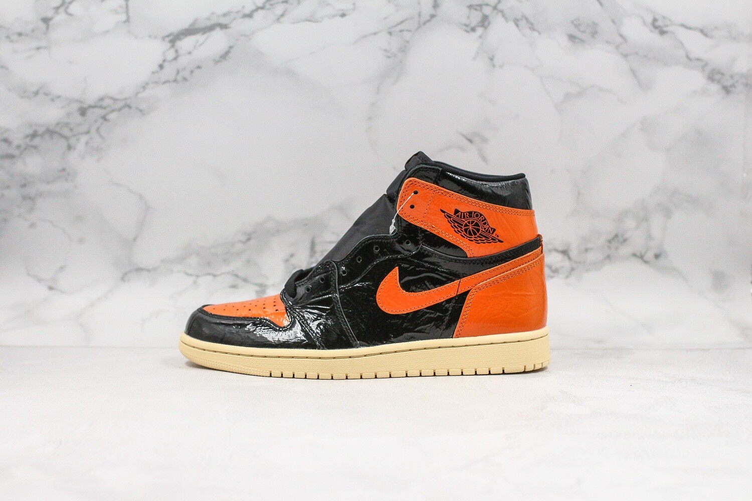 "Air Jordan 1 Retro High OG Fearless ""Orange"""