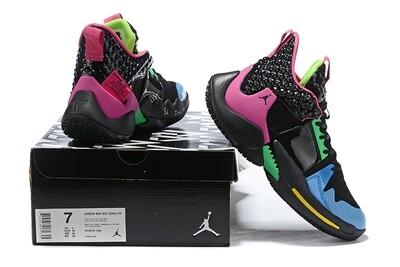 Jordan Why Not Zer0.2 Black