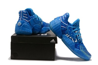 James Harden Basketball Shoes Blue