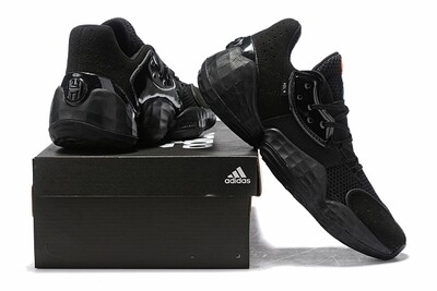 James Harden Basketball Shoes Black