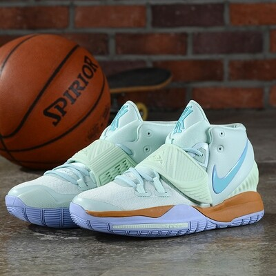 Men's Kyrie Irving  Kyrie 6  Basketball Shoes Mint Green