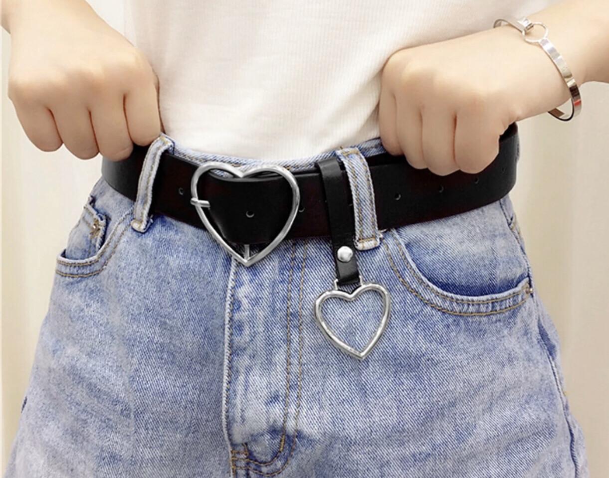 Heart On Lock ! Belt