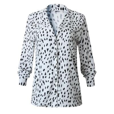 Keep it Classy Cheetah Print Button Down Shirt