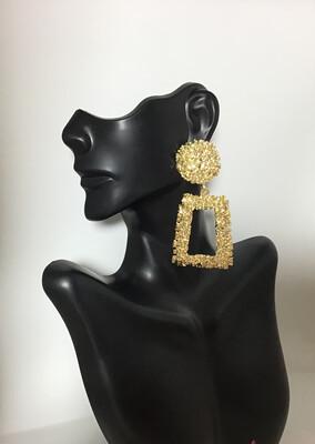Charmed Dropped Earrings