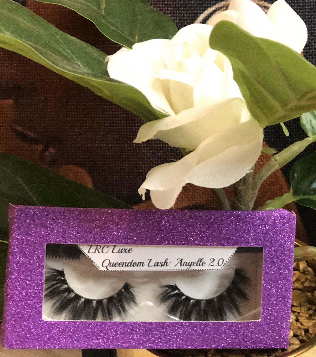 Angelle 2.0 3D Mink False Lash
