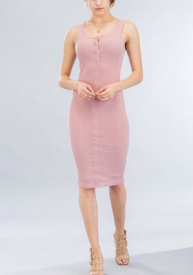 Slim & Shady Basic Summer Dress