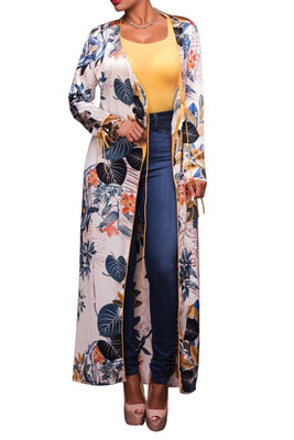 Spring Lovers Elegant Cover up- Cardigan