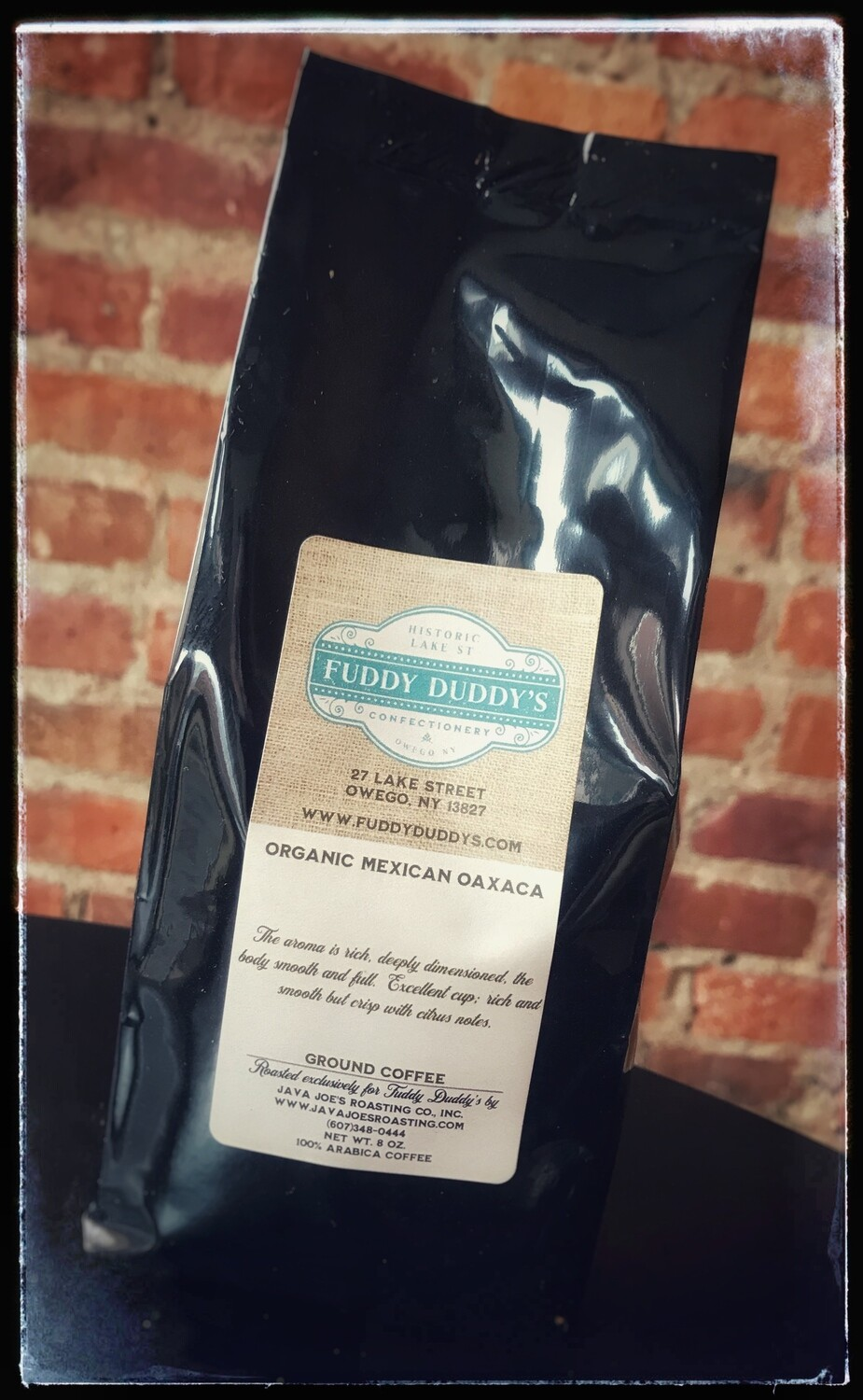 Fuddy Duddy's Organic Mexican Oaxaca Ground Coffee