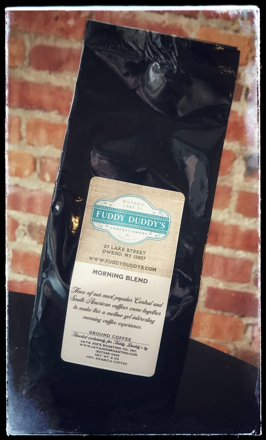 Fuddy Duddy's Morning Blend Ground Coffee