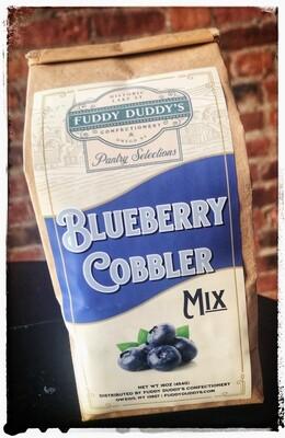 Fuddy Duddy's Blueberry Cobbler Mix