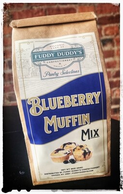 Fuddy Duddy's Blueberry Muffin Mix
