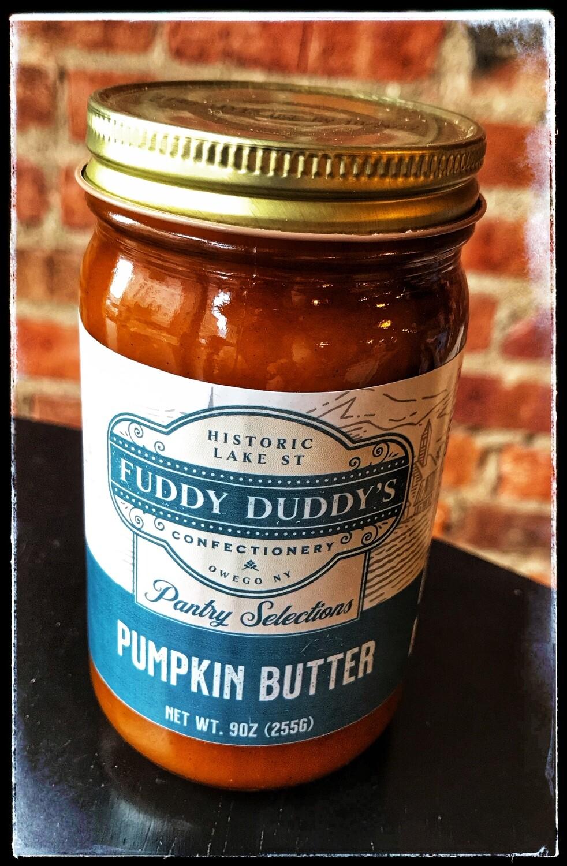Fuddy Duddy's Pumpkin Butter