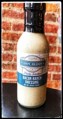Fuddy Duddy's Bacon Ranch Salad Dressing