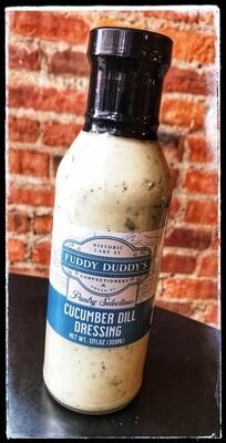 FD Cucumber Dill Dressing - 12 oz