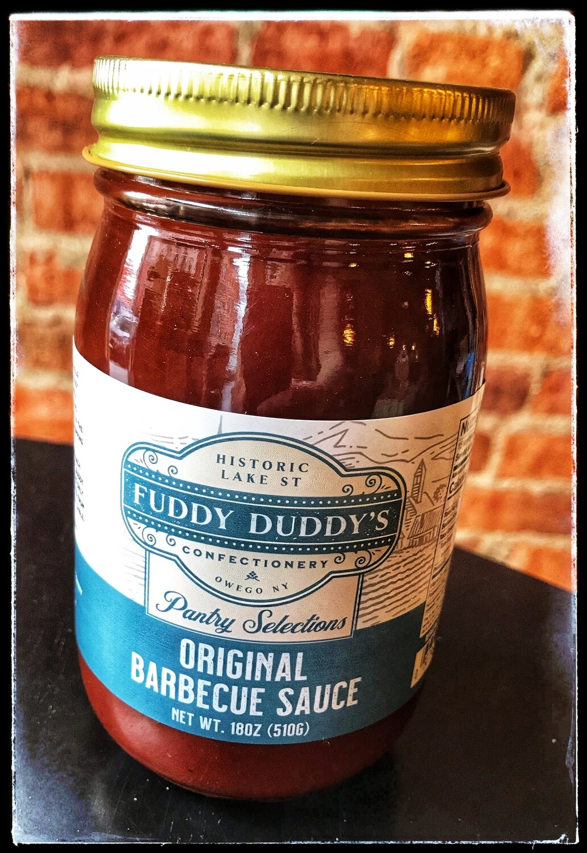Fuddy Duddy's Original BBQ Sauce