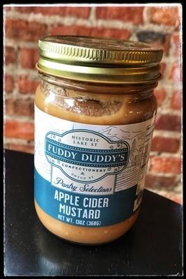 Fuddy Duddy's Apple Cider Mustard