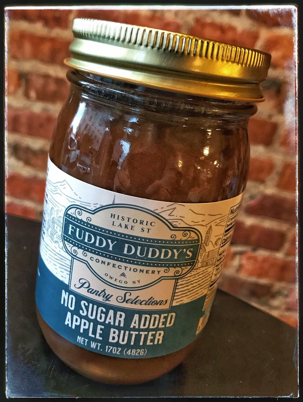 FD Apple Butter - NSA - 17 oz