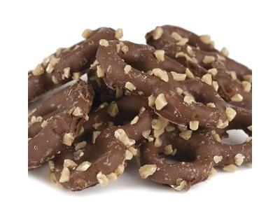 Chocolate Toffee Pretzel
