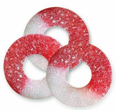 Gummy Cherry Rings