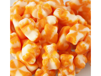 Orange Cream Gummy Bearsicles