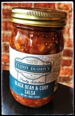 FD Black Bean & Corn Salsa - 16 oz