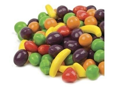 RUNTS Hard Fruit Candies